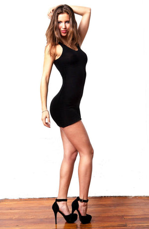 Sexy LBD / Little Black Dress / Mini Dress / In 20+ Colors @KDdanceNewYork #MadeInUSA - 7