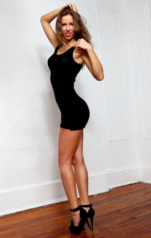 Sexy LBD / Little Black Dress / Mini Dress / In 20+ Colors @KDdanceNewYork #MadeInUSA - 6