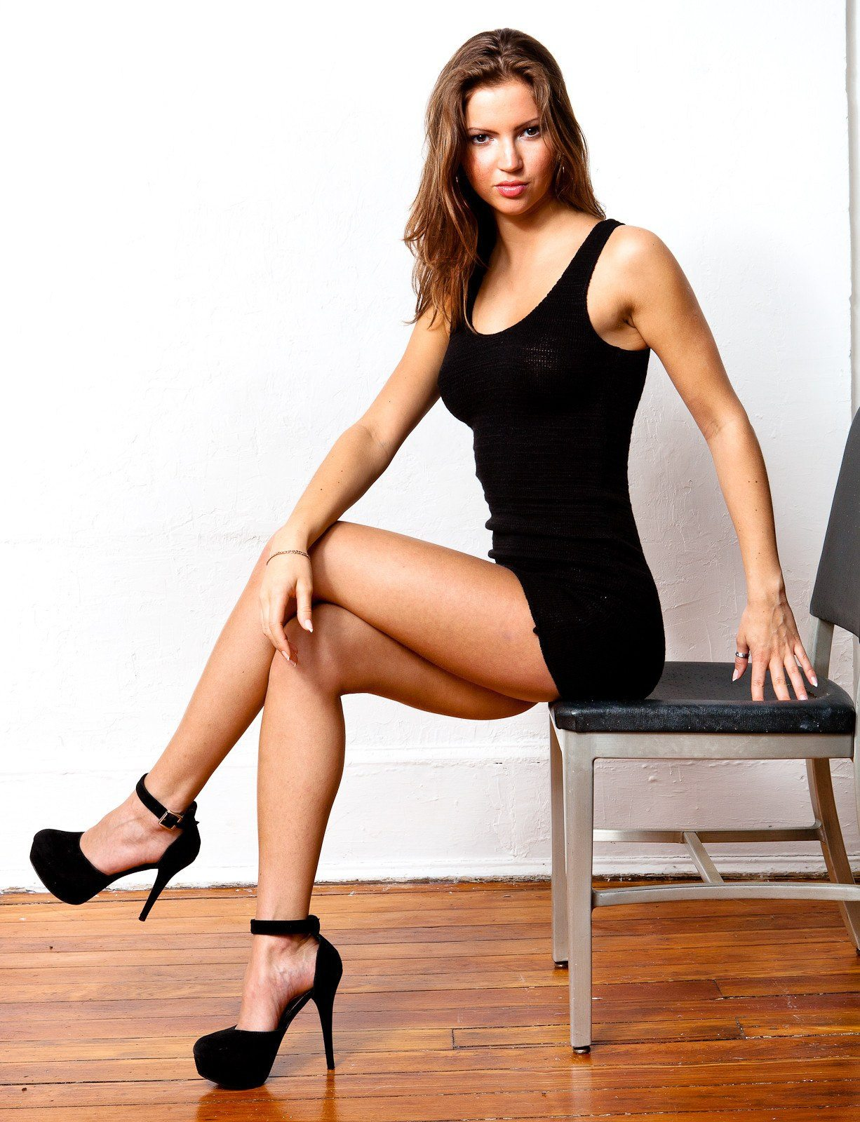 Sexy LBD / Little Black Dress / Mini Dress / In 20+ Colors @KDdanceNewYork #MadeInUSA - 3