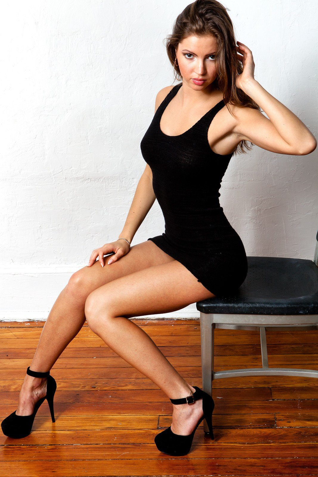 Sexy LBD / Little Black Dress / Mini Dress / In 20+ Colors @KDdanceNewYork #MadeInUSA - 4