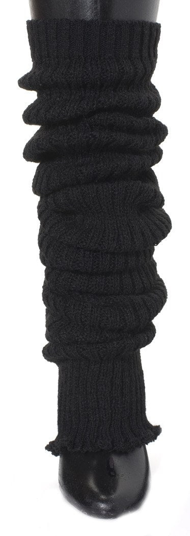 Leg Warmers: Fluffy Slouchy, Loose Knit Ankle To Thigh High Legwarmers by KD dance New York @KDdanceNewYork #MadeInUSA - 5