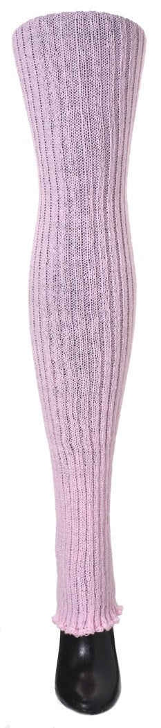 Leg Warmers: Fluffy Slouchy, Loose Knit Ankle To Thigh High Legwarmers by KD dance New York @KDdanceNewYork #MadeInUSA - 8