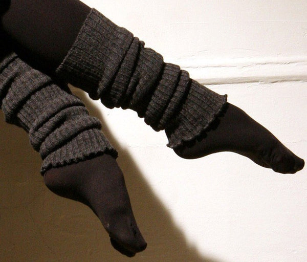 New York Black / 16 Inch Leg / Arm Warmer Leg Warmers Double As Arm Warmers @KDdanceNewYork #MadeInUSA - 1