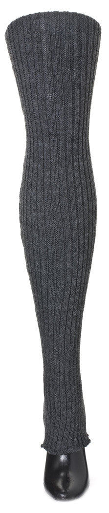 Leg Warmers: Fluffy Slouchy, Loose Knit Ankle To Thigh High Legwarmers by KD dance New York @KDdanceNewYork #MadeInUSA - 6