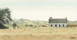 A COUNTRY TRADITION by Jon Crane -- Fine Art Watercolors