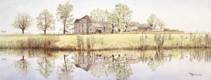 HEARTLAND REFLECTIONS by Jon Crane -- Fine Art Watercolors
