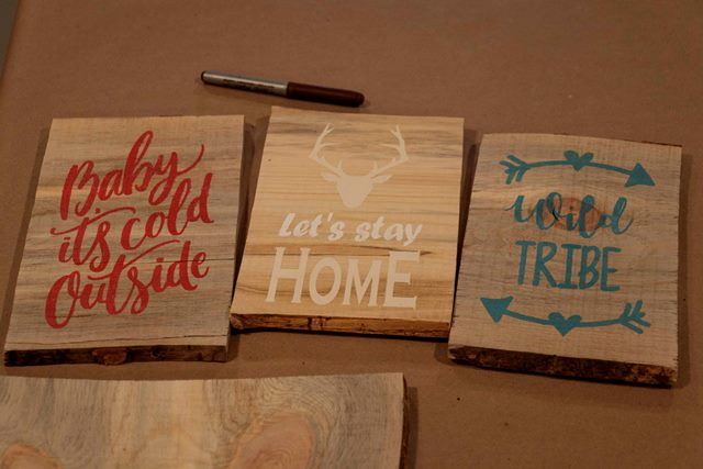 Sign Painting Workshop
