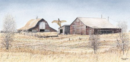 TAKING FLIGHT by Jon Crane -- Fine Art Watercolors