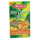 Emerald® 100 Calorie Pack Walnuts and Almonds - 7 pks./box