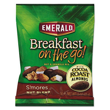 Emerald Trail Mix, S'mores (1.5 oz. bag, 8 pk.)