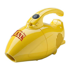 Carpet Pro Teeny Tiny Tank Mini Hand Vacuum with Tools