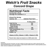 Welch's Grape Fruit Snacks - 5 oz. Bag - 12 ct.