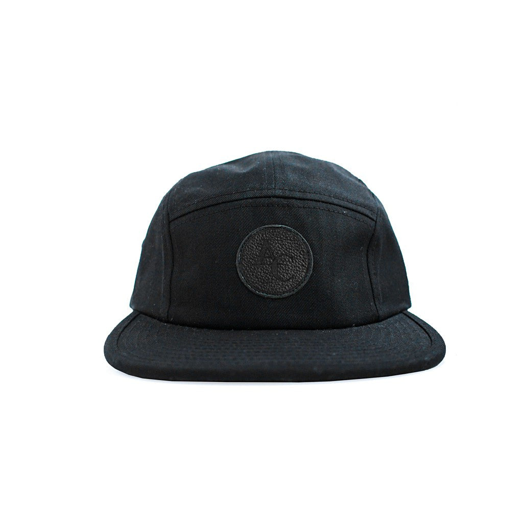 Black on Black AC Strap Back