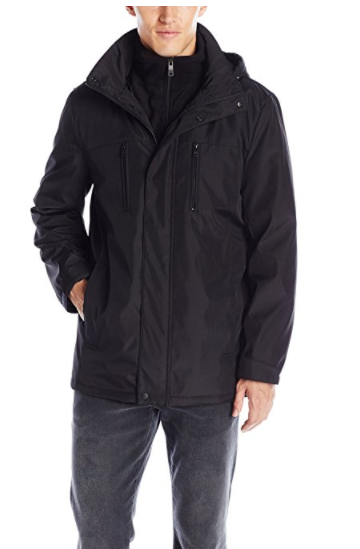 KENNETH COLE REACTION LIGHTWEIGHT JACKET