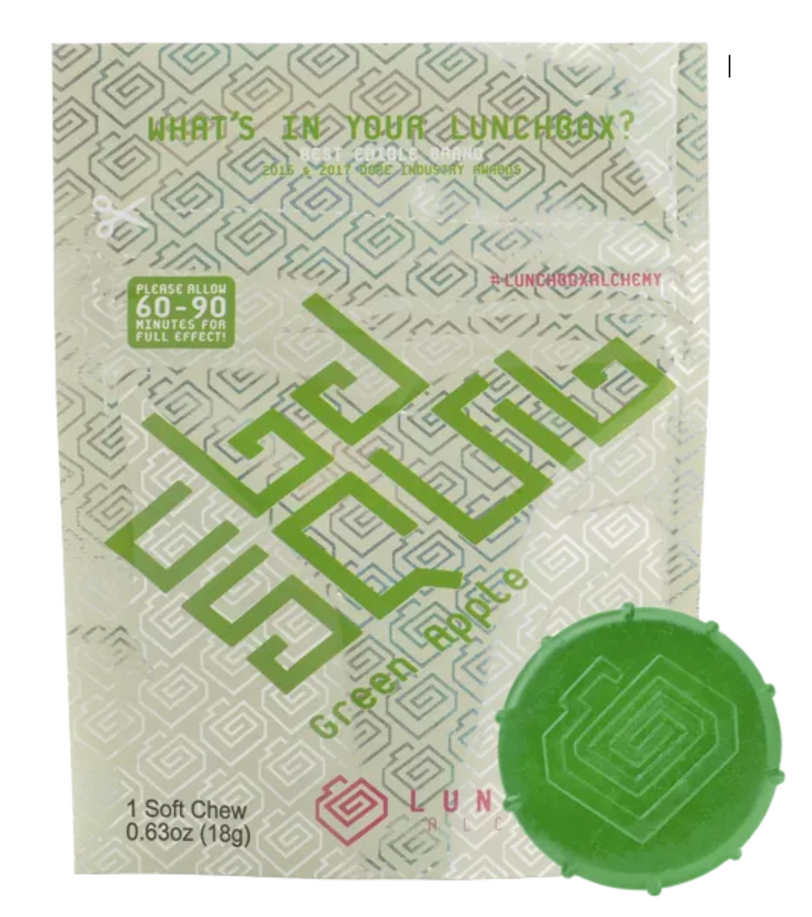CBD Squib Gummies by Lunchbox