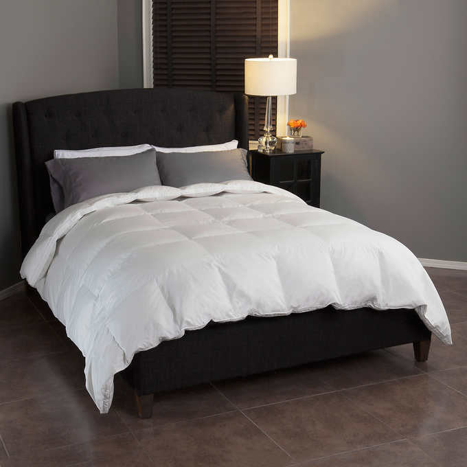 Allied Home RDS White Goose Down Comforter