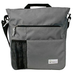 Amy Michelle Lexington Diaper Bag, Charcoal