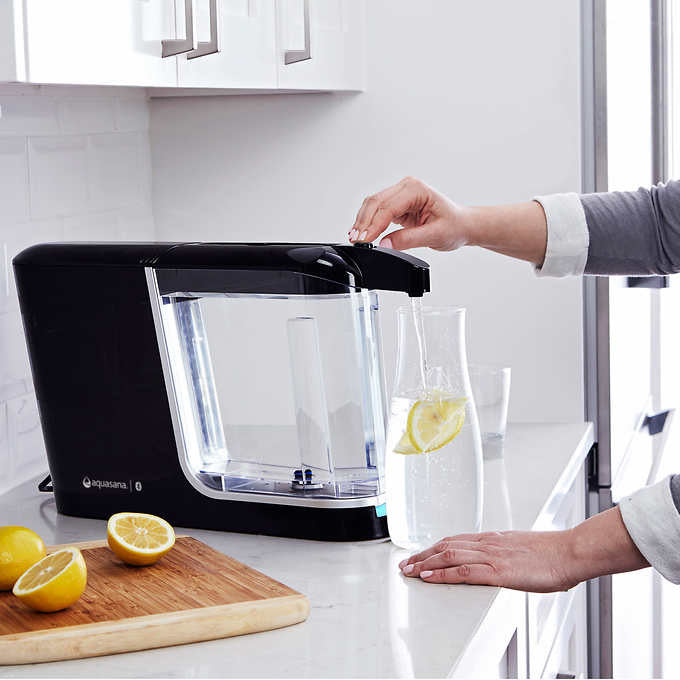 Aquasana Active Clean Water Machine with Bluetooth