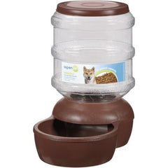 Aspen Pet LeBistro Auto Gravity 10 Lb Pet Feeder