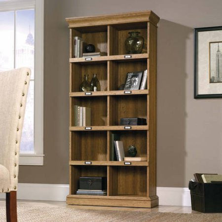 Sauder Barrister Lane Tall Bookcase, Multiple Colors