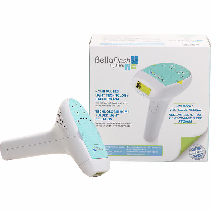 BellaFlash Hair Removal System by Silk'n