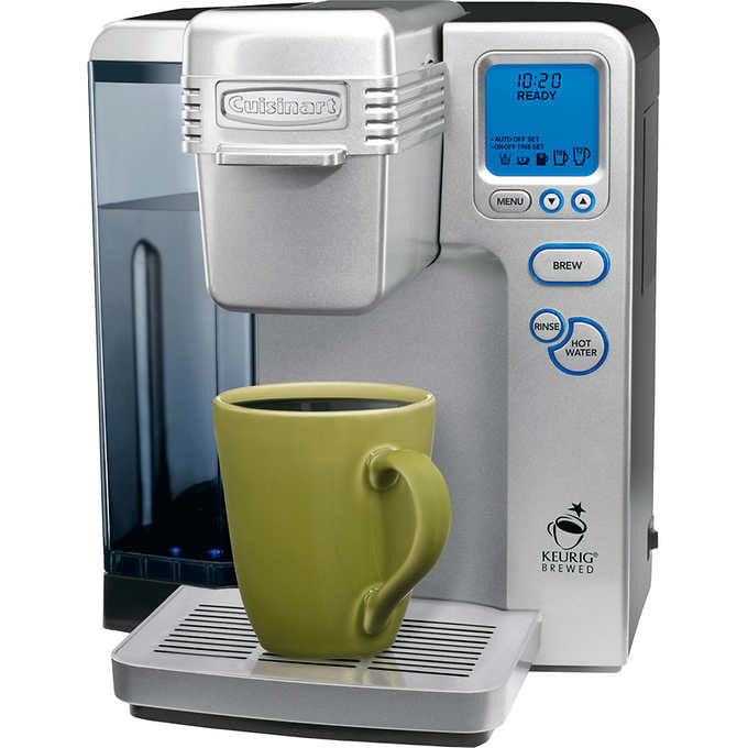 Cuisinart® Single Serve Brewing System