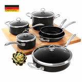 Chantal® Copper Fusion® 10-piece Cookware