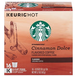 Starbucks® Cinnamon Dolce Ground Coffee K-Cup® 16 ct Box