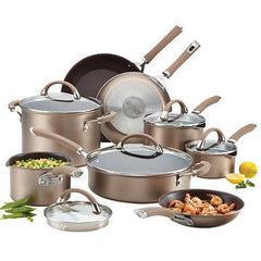 Circulon® Premier Professional Hard Anodized Nonstick 13-Piece Cookware Set