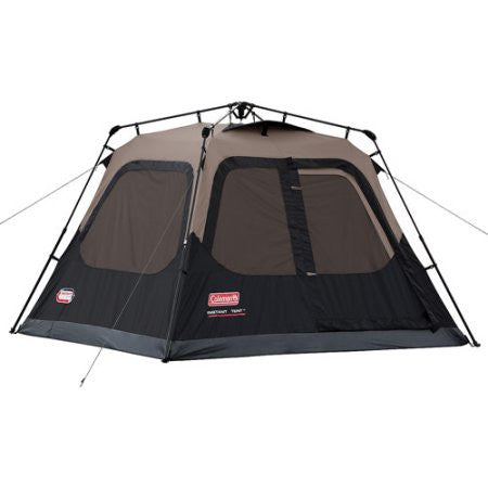Coleman Instant Set-Up 4-Person Tent, 8' x 7'