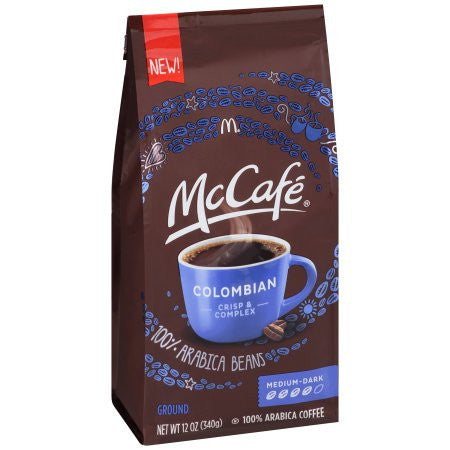McCafe® Colombian Ground Coffee 12 oz. Bag