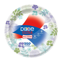 "Dixie Ultra Paper Plate 6-7/8"" 300ct"