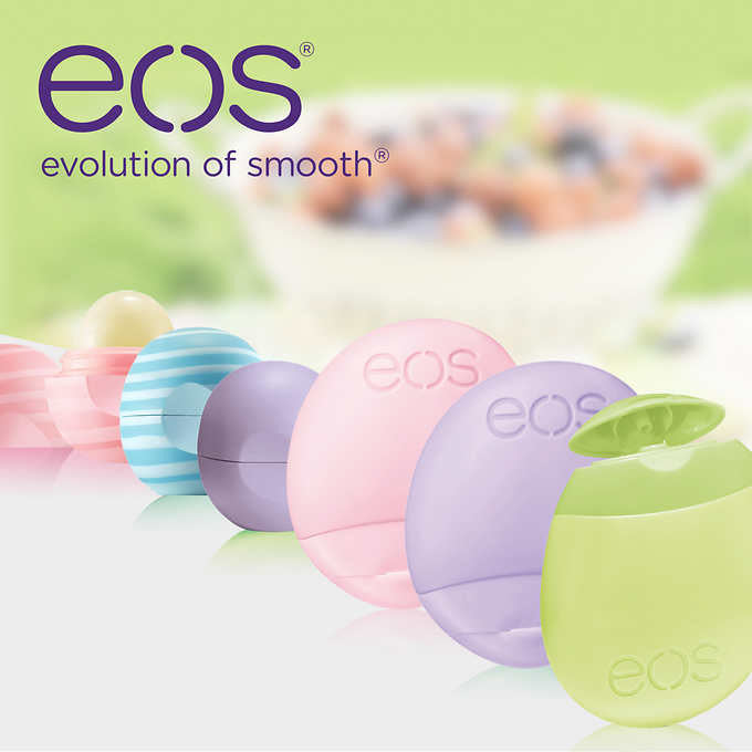 eos Lip Balm & Hand Lotion Combo Pack