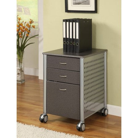 Innovex Archive Series Filing Cabinet Choose Color
