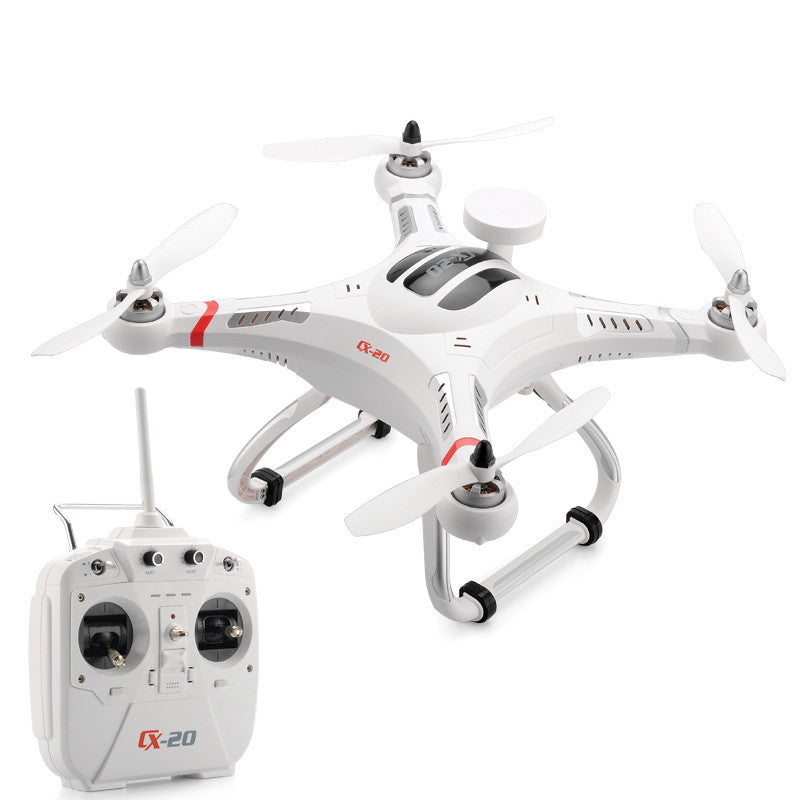 Cheerson CX-20 Quadcopter UAS with Camera Mount