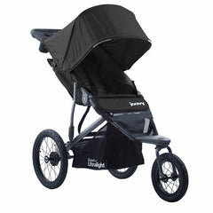 Joovy Zoom 360 Ultralight Jogging Stroller Black or Red