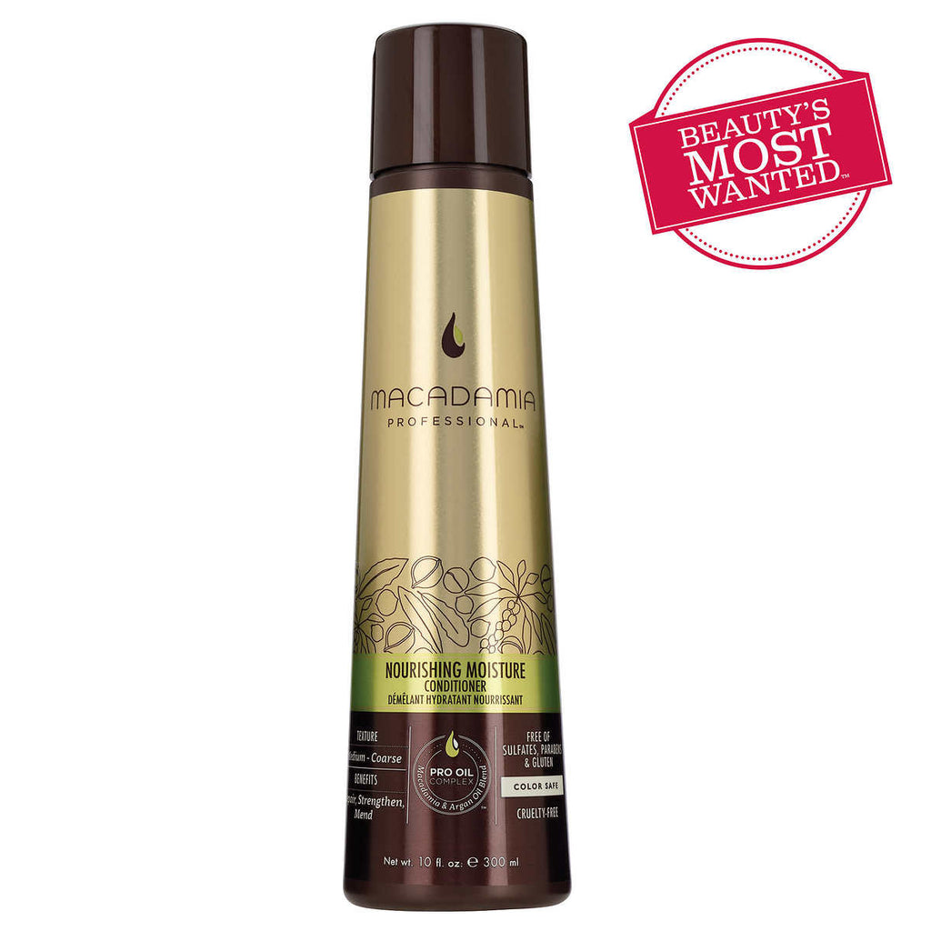 Macadamia Professional Weightless Conditioner, 10 oz.