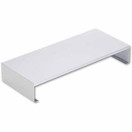 "Master Steel PC Bridge, 23-1/8"" x 10"" x 3.75"", Pearl Grey"
