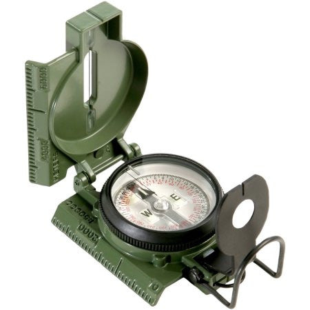 Cammenga Official U.S. Military Tritium Lensatic Compass