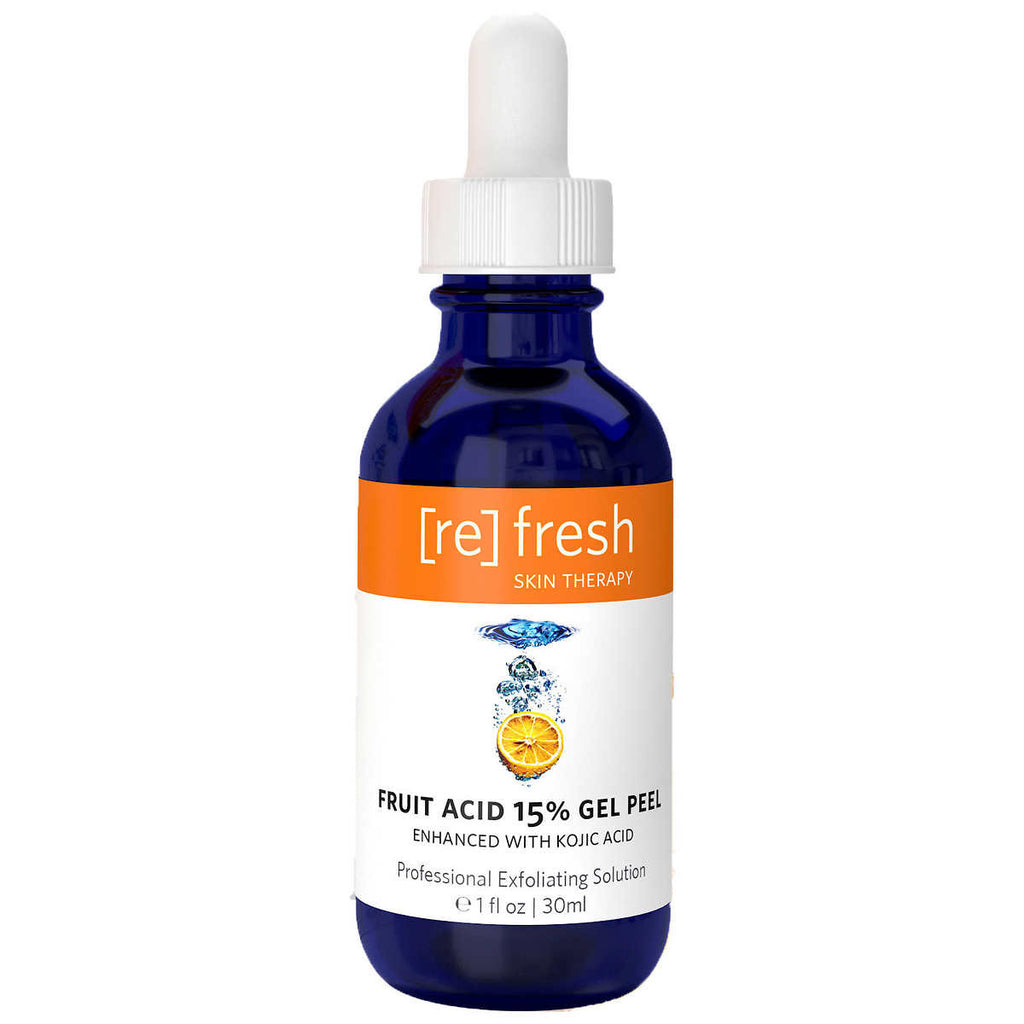 Refresh Skin Therapy Fruit Acid 15% Gel Peel