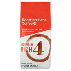 Seattle's Best Level 4 Ground Coffee 20 oz
