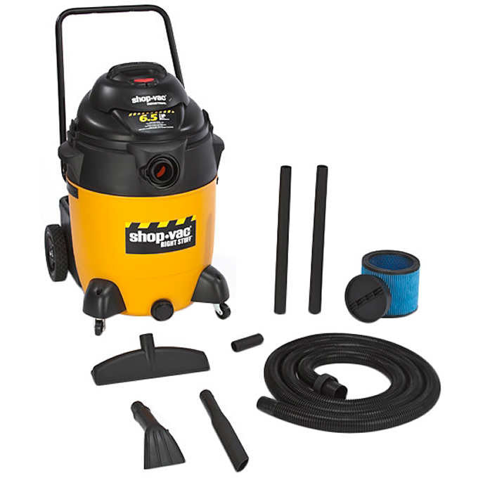 Shop-Vac 24 Gallon 6.5 HP Heavy-duty Wet / Dry Vacuum