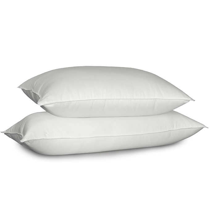 700TC Siberian White Down Pillow by Blue Ridge Home Fashions, Inc.