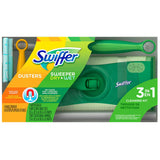 Swiffer Starter Kit- Sweeper Dry & Wet 3 in 1 and Swiffer Dusters