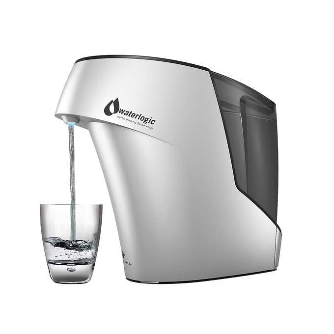 Waterlogic Water Purifier with Additional Pure Kit