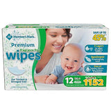 Members Mark Premium Fragrance Free Baby Wipes (1152 ct.)