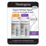 Neutrogena Rapid Wrinkle Repair Day and Night 1 oz each