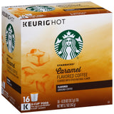 Starbucks® Caramel Flavored Coffee K-Cup® Pods 16 ct Box