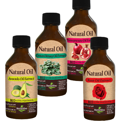 100% Natural Oil Extract