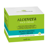 AloeNatura Face Cream, Moisturizing Day Cream with Aloe Vera 50ml/1.69oz, Face Cream, OnlyMySkin.com - OnlyMySkin.com